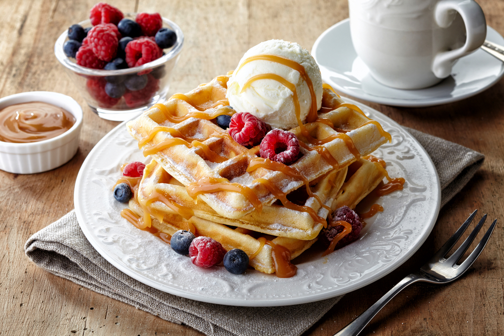Celebrate Waffle Day at Collegiate Communities-image