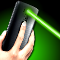 Laser Pointer Simulated 100 2 X Beams Red Blast icon