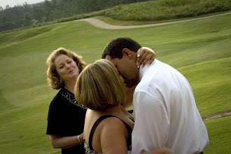 """Photo: Cateechee Golf Club - """"You may seal your vows with a kiss!""""  - 7/09 - Photo by  Sarah - PhotoDayBliss.com"""