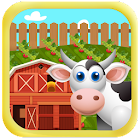 Country Farming: Big Farm Frenzy Simulation Game icon