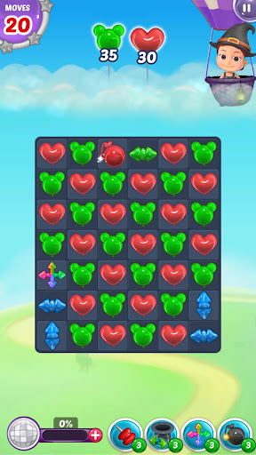 Balloon Paradise - Free Match 3 Puzzle Game 4.0.3 screenshots 6