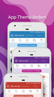 Anruf Aufzeichnen Pro - Anrufrecorder S9 Screenshot
