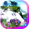 Spring Waterfall icon