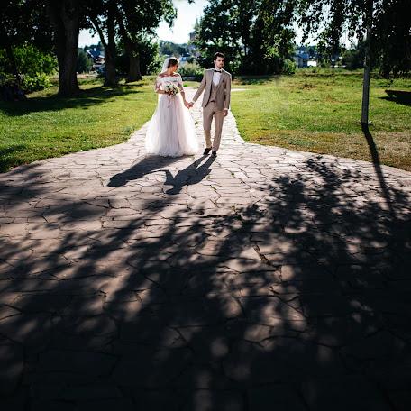 Wedding photographer Artem Rozanov (Railwayboy). Photo of 10.11.2017