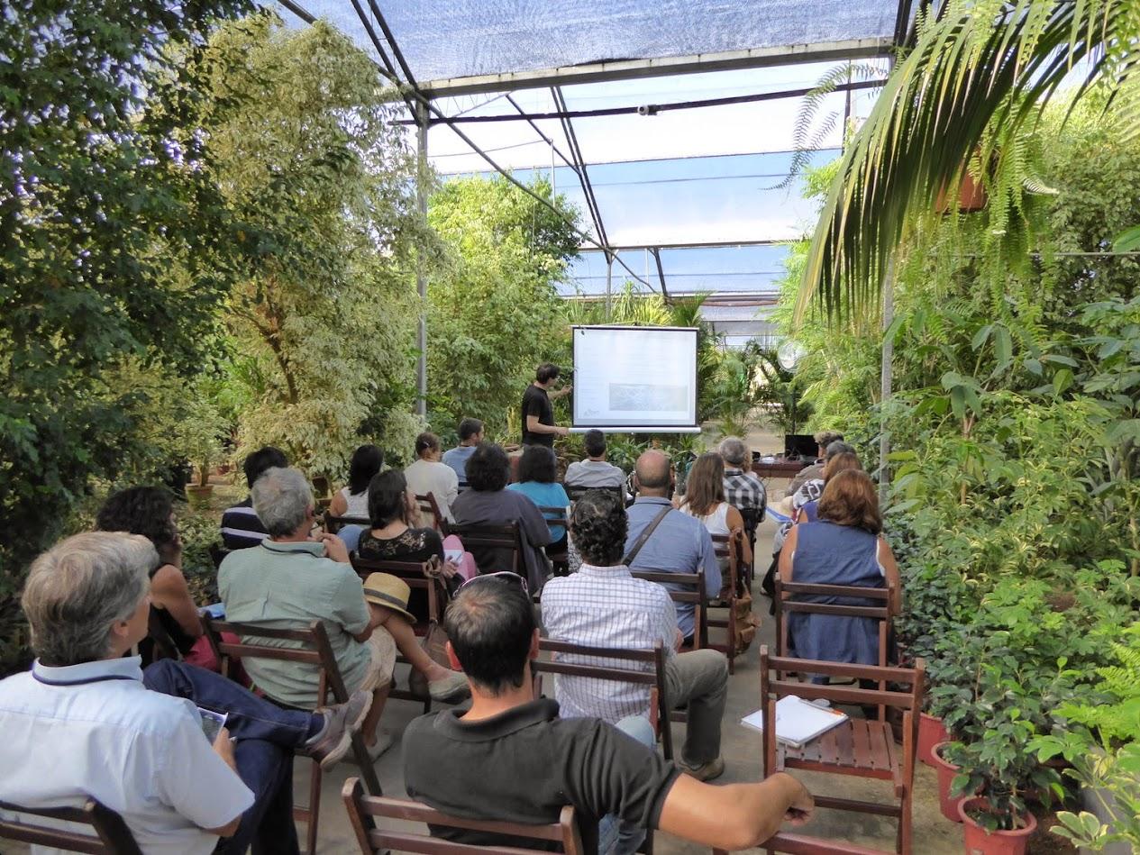 Curso de jardines veticales y cubiertas vegetales