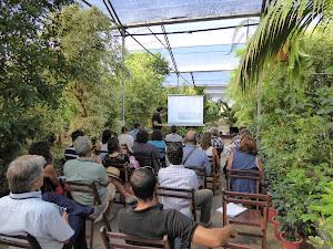 Cursos online de jardines veticales, cubiertas vegetales y piscinas naturales