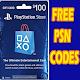 free psn codes - PSN Code Generator (app)