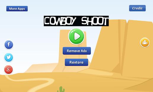 Cowboy Shoot -western criminal - náhled