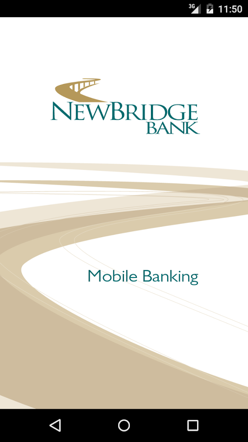 NewBridge Bank Mobile Banking- screenshot