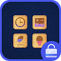 Jeans style Locker theme icon