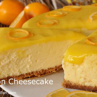 Light Lemon Cheesecake Recipes.