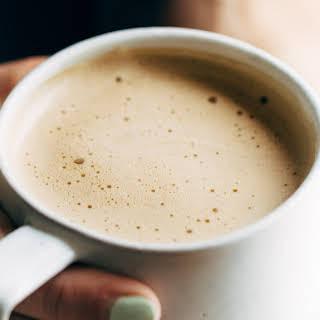 Unbelievably Good Cashew Coffee.