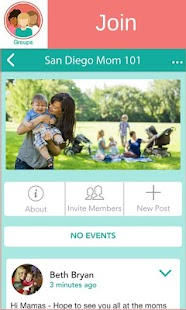 MomCo: Where Moms Connect- screenshot thumbnail
