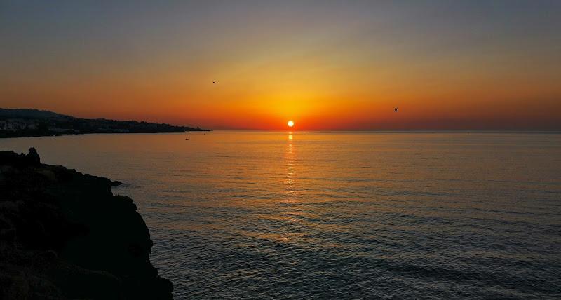 I colori del tramonto di carmelomic