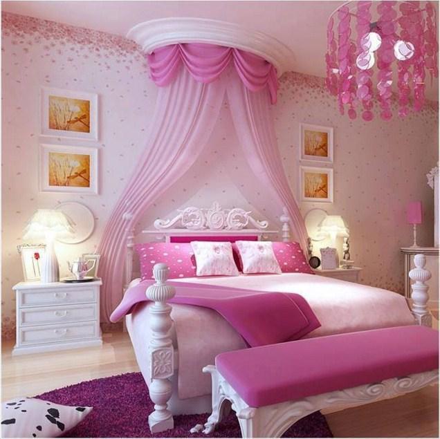 Princess Bedroom Ideas Screenshot