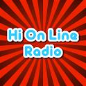 Hi On Line Radio icon