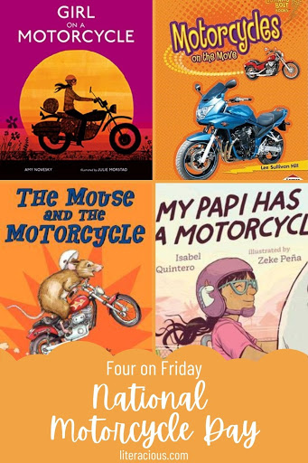 Four on Friday: National Motorcycle Day