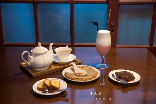 (嘉義) 清木屋咖啡館|一起診所喝咖啡吧!!!日據時代百年診所變身為老宅咖啡館~嘉義朴子美食