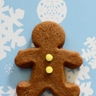 Gingerbread Men No Egg Recipes.