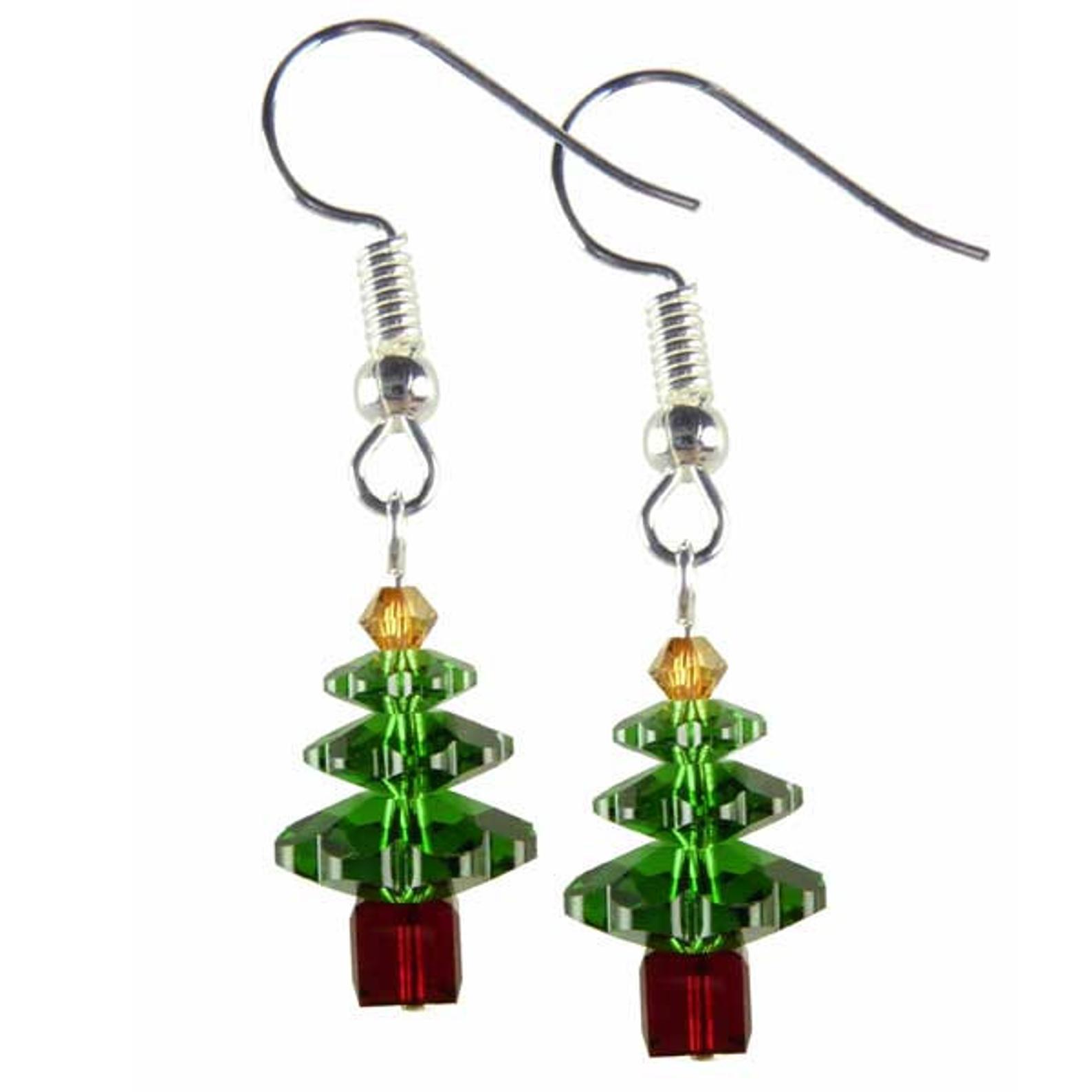 Earrings Design & Making Kits For The Love Of Christmas Gift Giving 2020