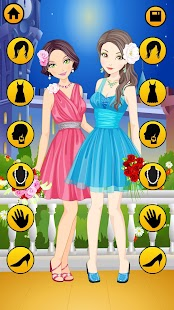 Best Friends Dressup for Girls - Free BFF Fashion- screenshot thumbnail