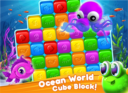 Mermaid Cube Blast 1.0.2 screenshots 3