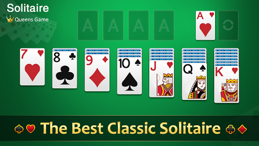 Classic Solitaire  gameplay | by HackJr.Pw 5