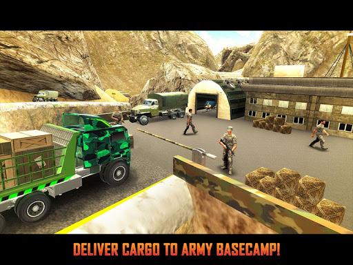 Army Tank Transport Plane Sim screenshots 6