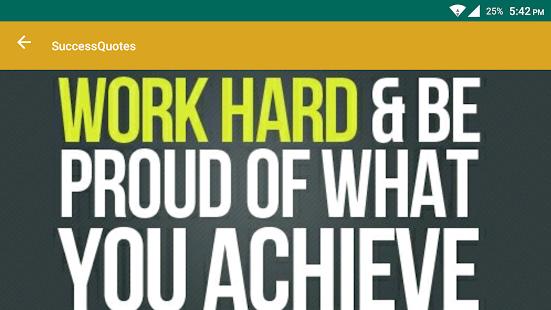 Success Quotes Wallpapers HD Screenshot
