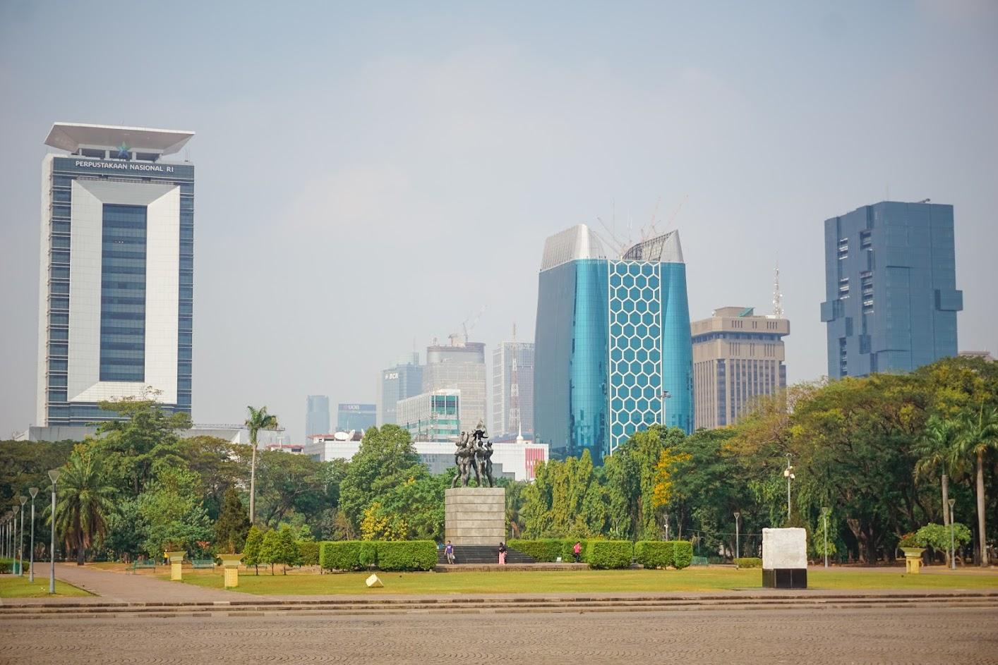 Dia 18 - Visitar JACARTA, a capital da Indonésia | Volta ao Mundo