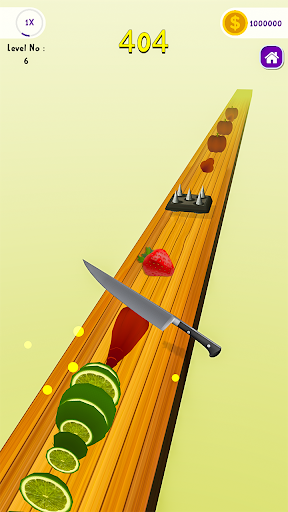 Code Triche Perfect Fruit Slicer - Chop slice APK MOD screenshots 4