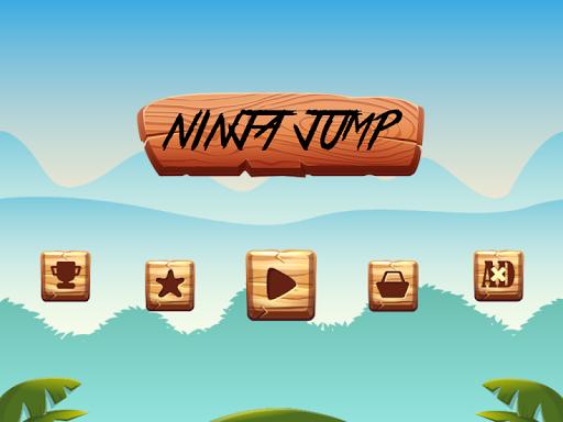 Ninja jump: Mutant kids adventure HD game apkmr screenshots 6