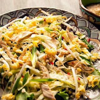 Pad Thai Salad.