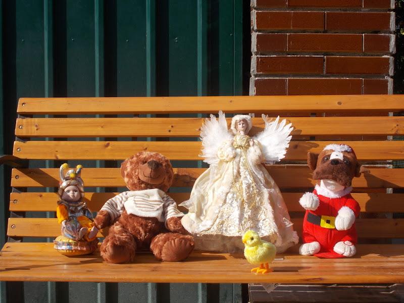 Bambole e peluche di Pretoriano
