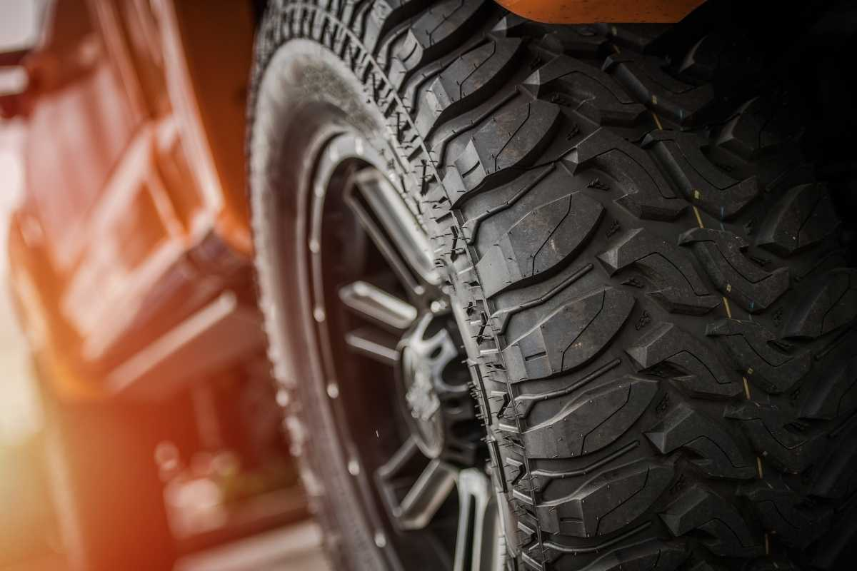 best tires for overland camping