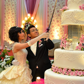 Ryan & Linda Wedding by Rudyanto A. Wibisono - Wedding Ceremony