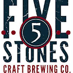 Logo of 5 Stones Sock Hope Lemon Drop Cherry On Top