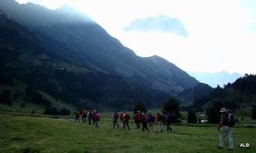 Photo: Llegando al final del valle.