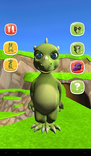 Rocky The Pet Dino