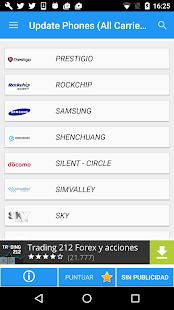 Handy aktualisieren android Screenshot 1