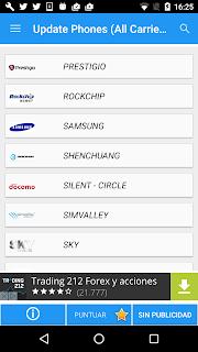 Update Phones (All Carriers) screenshot 00
