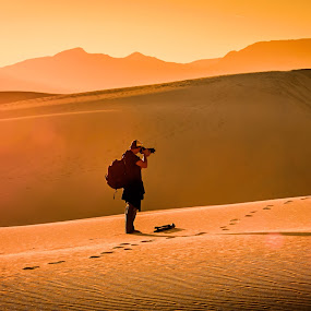 Dessert Sunset by Craig Curlee - Landscapes Deserts ( pcw75, photographer, taking photos, pwc75 )