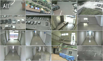 Screenshot of Mobile viewer - DVR