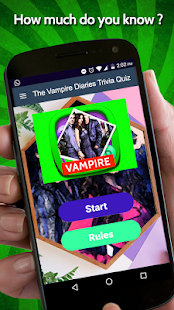 The Vampire Diaries Trivia Quiz
