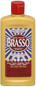 Brasso Multi-Purpose Metal Polish - 8oz