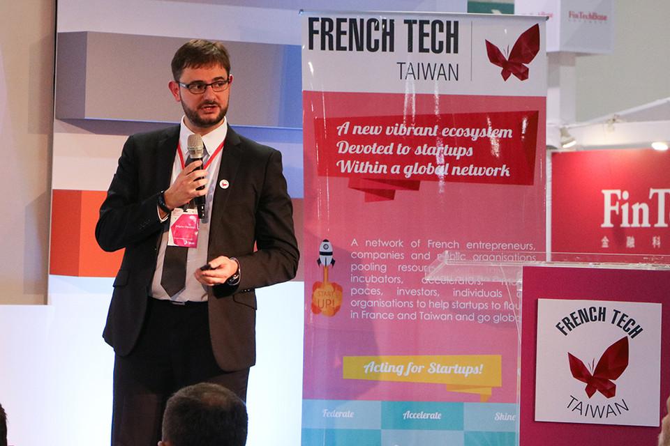 Grégory Chocoloff, Atos (Ambassador French Tech Taiwan)T)