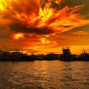 Medan by Evan Septian - Landscapes Sunsets & Sunrises