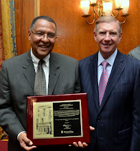 Photo: Chief Justice Roderick Ireland and BBA President Paul Dacier.