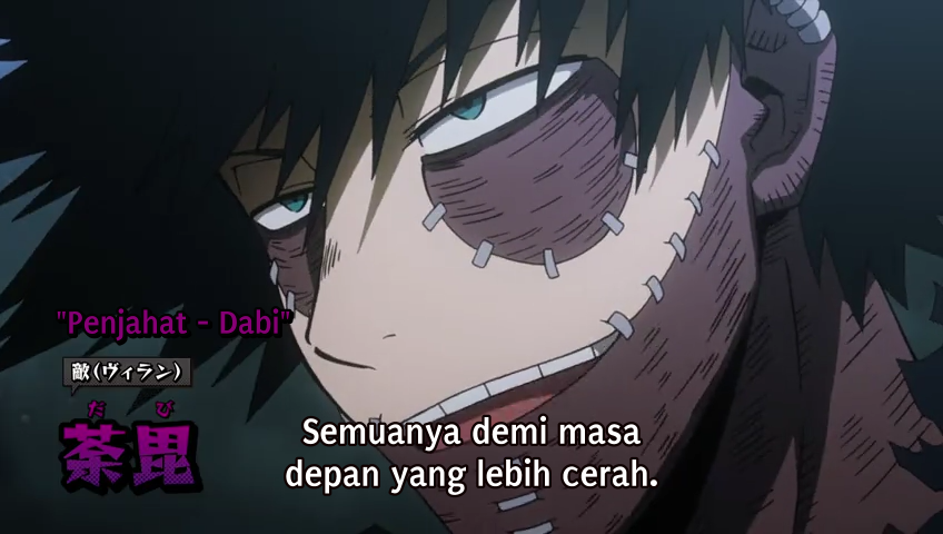 Boku no Hero Academia S3 Episode 2 Subtitle Indonesia