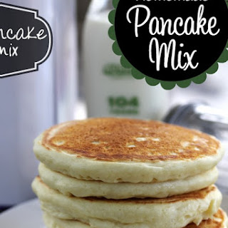 Homemade Pancake Mix!.